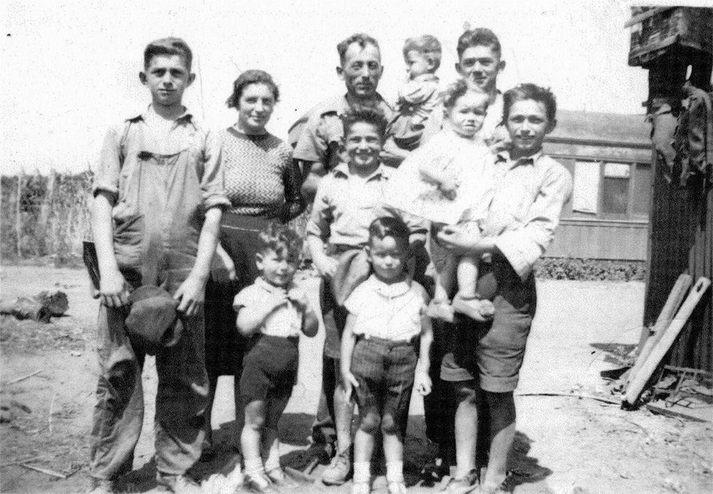 Links between the Piovesan and Tonellato families