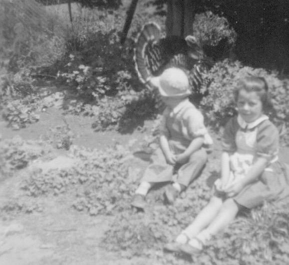 Photo taken c 1952