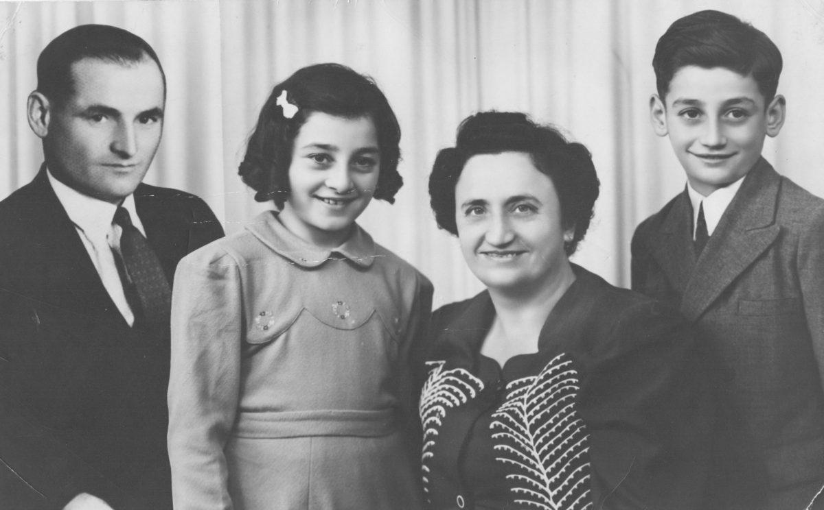 The Recchi family & the Veneto community