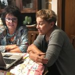 Irene Zampin & Gabriella Antonini, Caselle Oct 2018