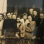 Bertilla Carniel, Egidio Antonini & relatives ? 1952