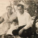 Antonini family c 1958