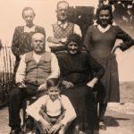 Carniel family, Caselle c 1950
