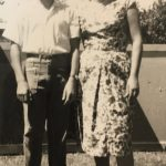 Johnny & Amabile Rebuli, Adelaide c 1960
