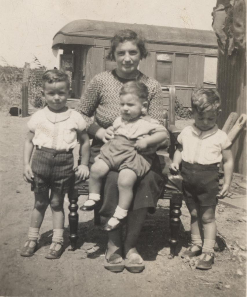 The Piovesan family