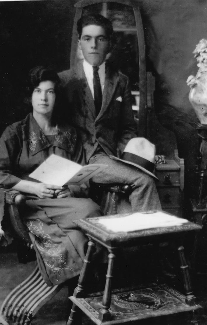 Francesco & Margherita Marchioro